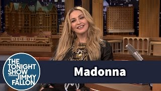 Download Madonna's Kids Keep Her from Being Basic Video