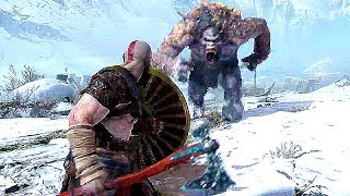 Download GOD OF WAR 4 - 15 Minutes of Gameplay Demo PS4 (2018) Video