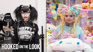 Download The Goth Who Lives With A Lolita Doll | HOOKED ON THE LOOK Video