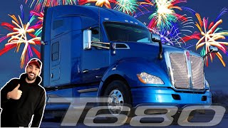 Download 2019 KENWORTH T680 - TALL SLEEPER - FULL TOUR Video