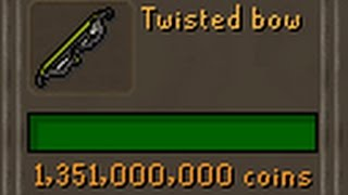Download TWISTED BOW (1.4B) VS RUNESCAPE BOSSES Video