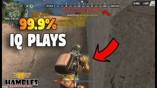 Download THIS GUY HAS 99.9% IQ PLAYS (Rules of Surival: Battle Royale) Video