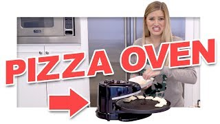 Download ROTATING PIZZA OVEN!! Does it work? Video