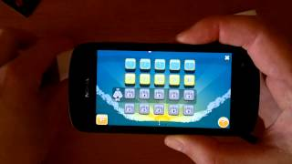 Download Unlocking Angry Birds levels with NFC on Nokia 808 PureView Video