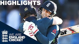 Download Record-Breaker Root Hits Back-To-Back Hundreds | England v India 3rd ODI - Highlights Video