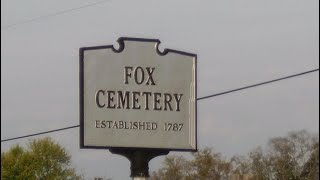 Download Scalped by Indians 1787 Fox Cemetery Sevierville tennessee Video