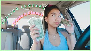 Download HOW TO MAKE EXTRA $$$ | SELLING CLOTHES AT PLATO'S CLOSET Video