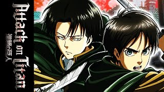 Download Attack on Titan Opening 3 - Shinzou wo Sasageyo 【English Dub Cover】Song by NateWantsToBattle Video