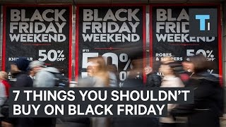 Download 7 things you shouldn't buy on Black Friday Video