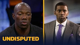Download T.O and Skip Bayless agree that Randy Moss shouldn't be a first ballot Hall of Famer | UNDISPUTED Video
