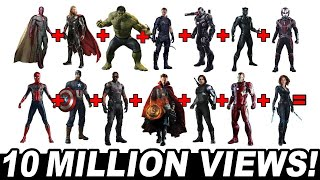 Download MARVEL & DC CHARACTER FUSIONS! Video