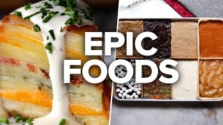 Download Epic Party Dishes Video
