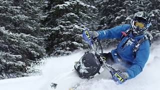 Download Webisode - Burandt's Backcountry Adventure Timbersled Snowbikes Video