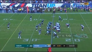 Download Marcus Mariota Refuses To Lose - Incredible Comeback Win Against The Eagles - Final Drive Video