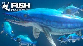 Download ICHTHYOSAURUS PUPPERS ARE SO CUTE!!! - Feed And Grow | Ep15 Video