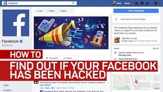 Download How to find out if your Facebook has been hacked (and fix it) Video