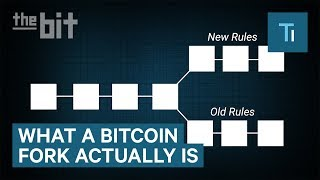 Download What a bitcoin fork actually is Video