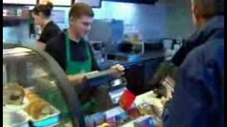 Download Starbucks Customer Service Video