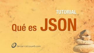 Download Qué es JSON Video