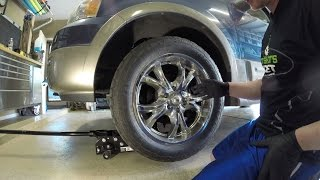 Download How To Inspect Your Ball Joints & Tie Rod Ends For Wear Video
