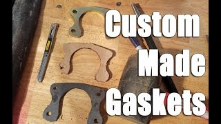 Download How to make custom made gaskets Video
