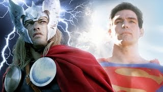 Download SUPERMAN vs THOR - Super Power Beat Down (Episode 7) Video