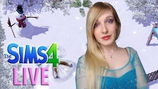 Download REINE DES NEIGE - Sims 4 Video