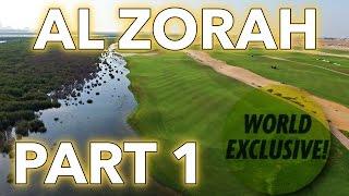 Download Al Zorah Golf Course Vlog - Part 1 - WORLD EXCLUSIVE! Video