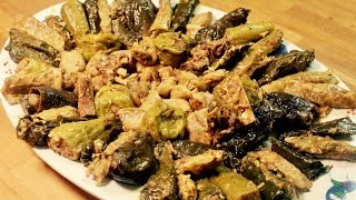 Download Iraqi Dolma - Iraqi Food Kitchen Video