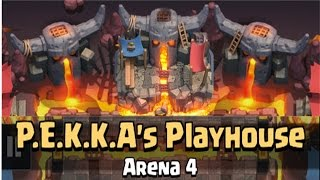 Download Clash Royale Tamil Tips And Strategies For Arena 4 P.E.K.K.A's Playhouse Video
