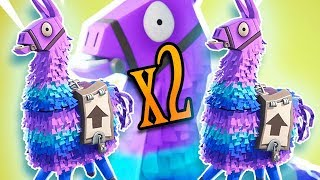 Download 2 Llamas In 30 Seconds - Fortnite Battle Royale Video