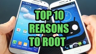 Download Top 10 Reasons Why You Should ROOT ANY Android Phone Video