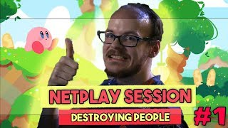 Download Mew2king destroying people on Netplay while talking about Puff Video