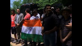 Download Indian PM Visit Sparks Demonstrations in DC Video