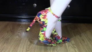 Download High Heel and Wedge Collection 2016 Video