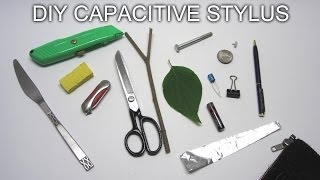 Download DIY Capacitive Stylus Video