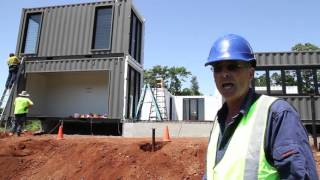 Download Architectural Container Homes Video