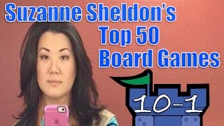 Download Suzanne's Top 50 Board Games: #10 - #1 Video