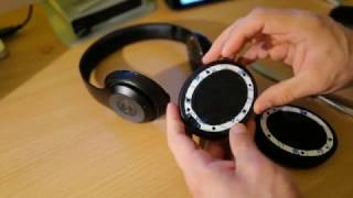 Download How to replace ear pads on BEATS STUDIO 2 0 WIRELESS (also applies to Studio 3!) Video