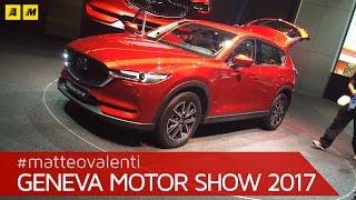 Download Nuova mazda CX-5, evoluzione di un cult | Salone di Ginevra 2017 Video