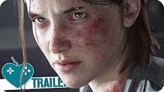 Download THE LAST OF US 2 Trailer (2018) The Last of Us Part II Video