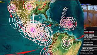 Download 2/16/2018 - Italy + South Europe new Earthquake watch - West Pacific unrest spreading Video