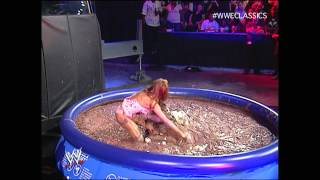 Download Candice vs. Melina (Pudding Match) - June 3, 2007 Video