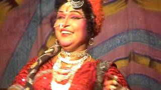 Download Bhavani Scene - Part 1 In Chintamani Drama By P.V.Narayana Video