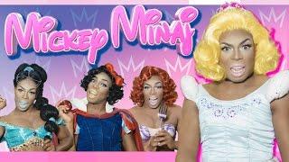 Download Mickey Minaj by Todrick Hall Video
