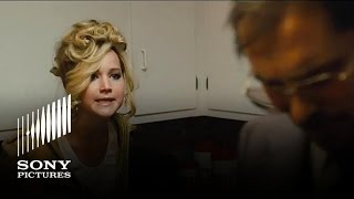 Download American Hustle: Clip - Jennifer Lawrence Catches Fire Video