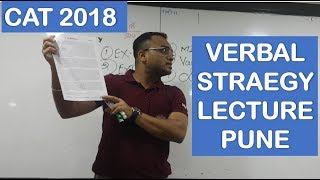 Download CAT 2018 | Strategy & Tricks for RC | Approach for VARC | Pune Classroom Session Video