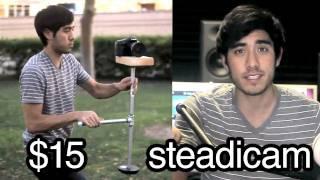 Download $15 DIY steadicam in 15 minutes! Video