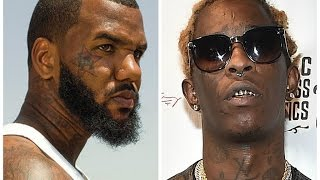 Download Young Thug Posts up The Game Daughter on Instagram and Gets Warned ″PLAY WITH ME IF U WANT TO″ Video