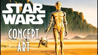 Download Star Wars Concept Art: 140 paintings by Ralph McQuarrie Video
